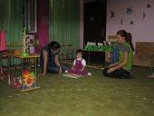 Занятия для малышей в центре TEREMOK-UNION