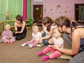 раннее развитие для детей от 10 месяцев до 2 лет