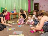 услуги мини-сада в детском центре TEREMOK-UNION