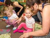курсы дошкольного образования для детей в центре TEREMOK-UNION