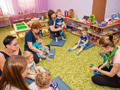 Курсы общего развития малыша в Киеве