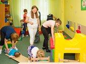 услуги центра развития малышей TEREMOK-UNION в Киеве