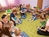 групповые занятия для детей
