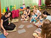 ранее развитие ребенка в Киеве