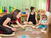 образование для малышей до 2-х лет в Киеве