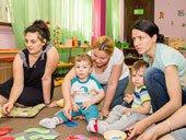 дошкольное образование детей в Киеве