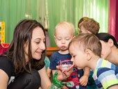 логические игры в детском центре TEREMOK-UNION