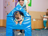 уроки пластики в детском центре TEREMOK-UNION