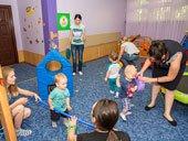 игры для развития ребенка в детском центре TEREMOK-UNION