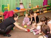Курсы раннего развития малышей в Киеве
