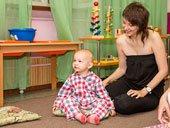 групповые занятия для малышей