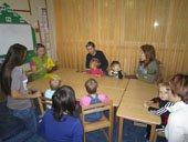 занятия для малышей 2-4 года в Киеве недорого