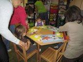 курсы творчества для малышей 2-4 года