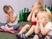 занятия для малышей Теремок